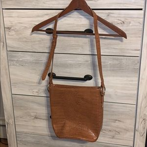 UO faux leather bag